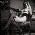 Bauta Nude - Photography by Derek R. Audette