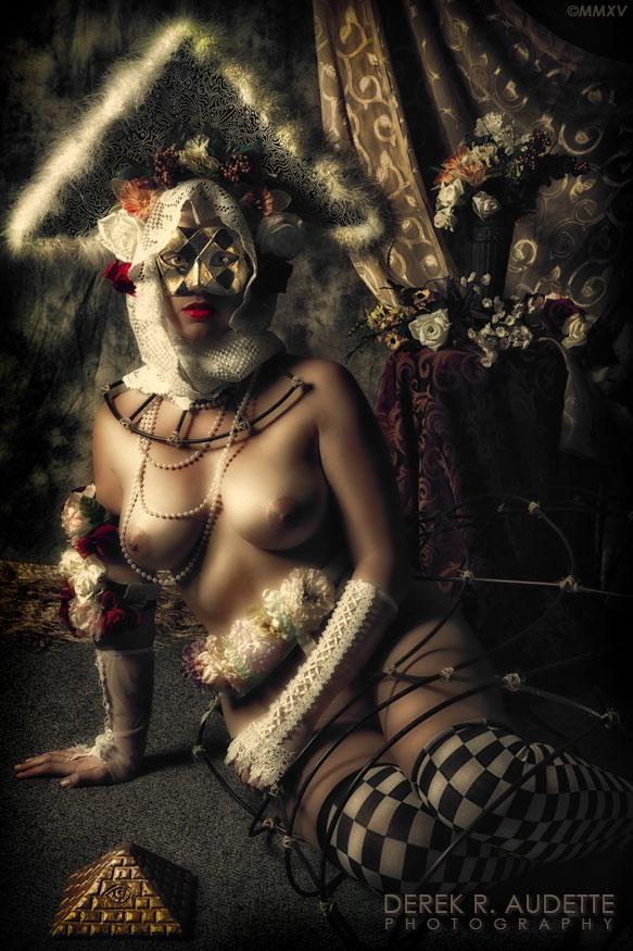 """""""La Doncella"""" (Plate XII) by Derek R. Audette Photography"""