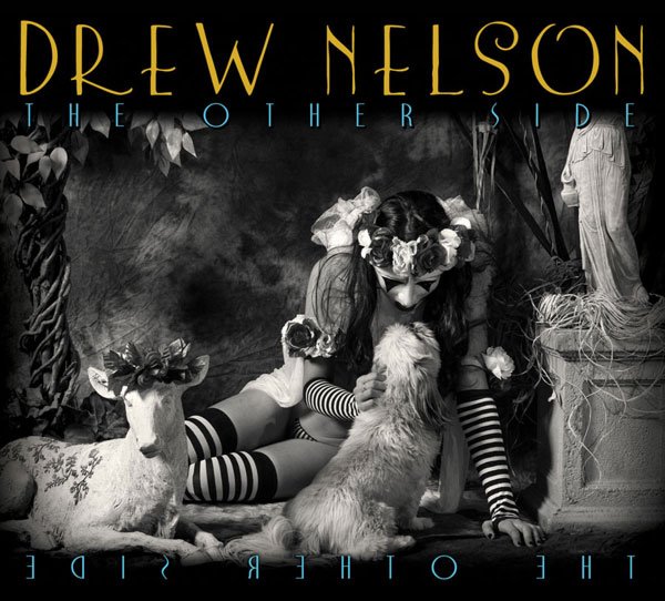 """""""The Other Side"""" - Drew Nelson CD cover art."""