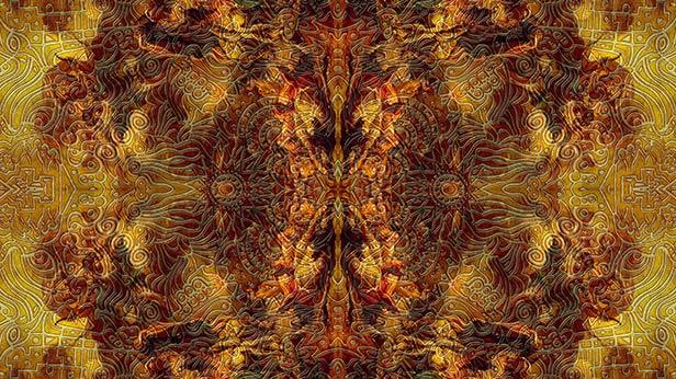 """""""Nine Days Unburied"""" - Digital art by Derek R. Audette ©MMXVII"""