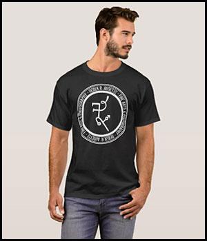 Audette Art Sigil Logo T-Shirt