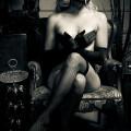 Bauta (series) - Photography by Derek R. Audette