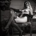 Bauta Nude - Photography by Derek R. Audette
