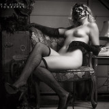 Bauta - Nude - Photography by Derek R. Audette -  03/09/2013