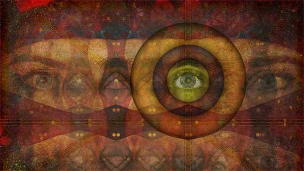 """Thy Redoubtable Eyes See All"" by Derek R. Audette"